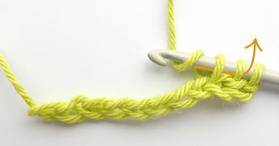 Back-linked crochet stitches - img 3