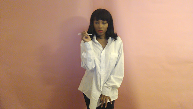 Mia Wallace Costume, Pulp Fiction, Cheap Cosplay, Chipmunk Fairy Cosplay