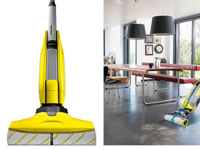 La nuova promozione Kärcher la lavasciuga pavimenti
