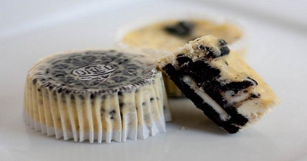 Cookies And Cream Cheesecake Cupcakes Recipe