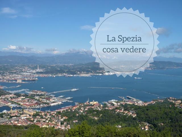 10 cose da fare e vedere a La Spezia. Panorama della città dall'alto