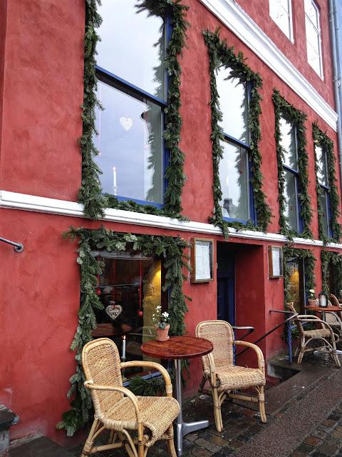 Restaurants in Nyhavn