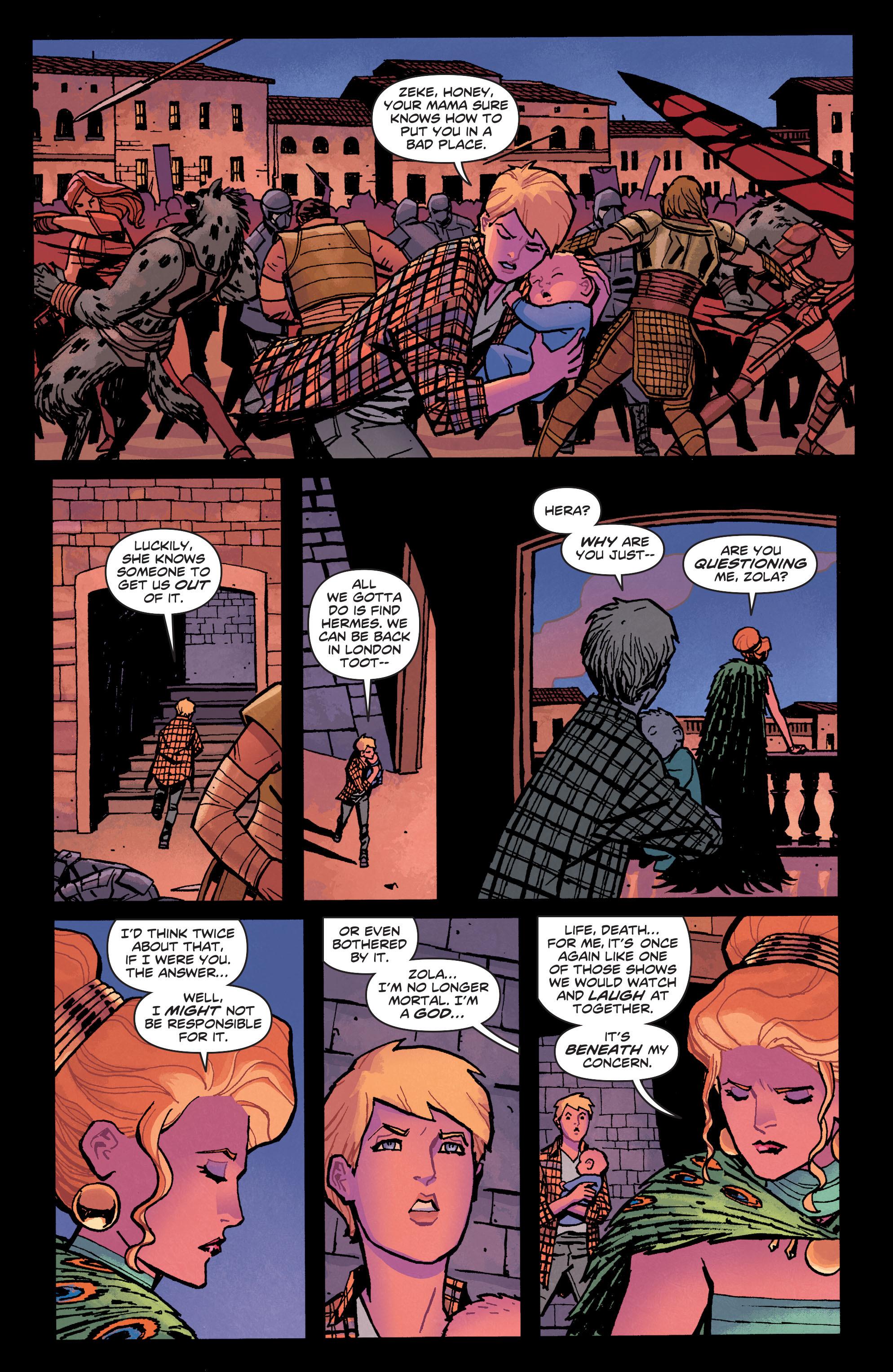 Read online Wonder Woman (2011) comic -  Issue #34 - 6