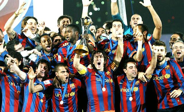 Todos os Campeões do Mundial de Clubes