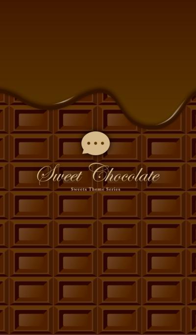 Sweet Chocolate -Bitter-