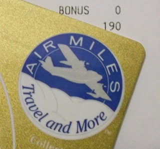 Air Miles cash, Air Miles, AIR MILES Collector Card, air miles gold collector card,  100 Happy Days Challenge, Another Random Thought of a Procrastinator, Random Thought, Another Random Thought, Random Thoughts, Another Random Thoughts, Procrastinator