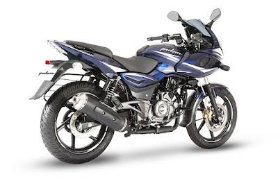 New 2017 Bajaj Pulsar 220 Rs 91,500 Price