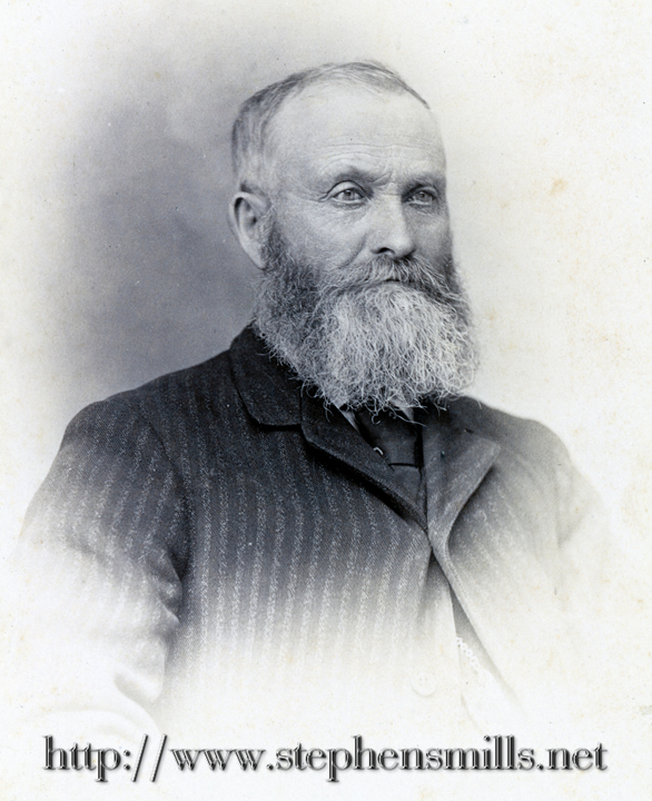 Photo of Alonzo Felt 1833-1903