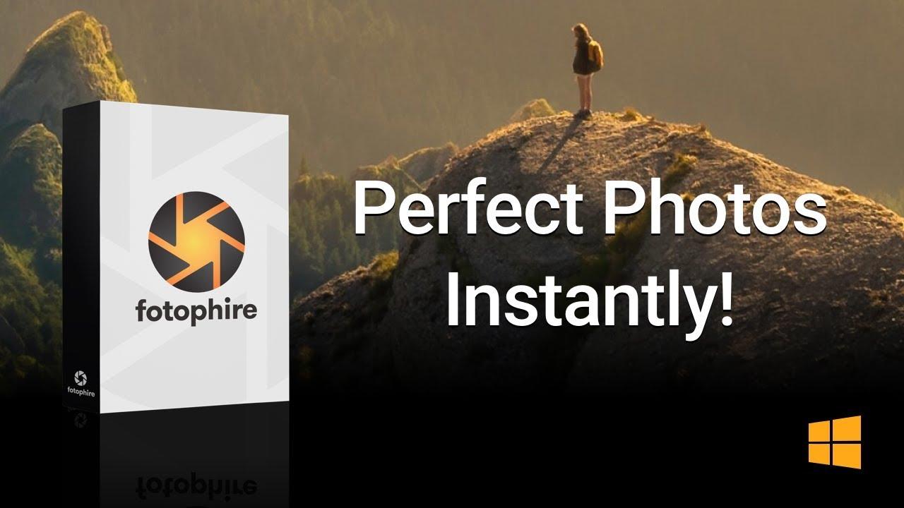 wondershare fotophire