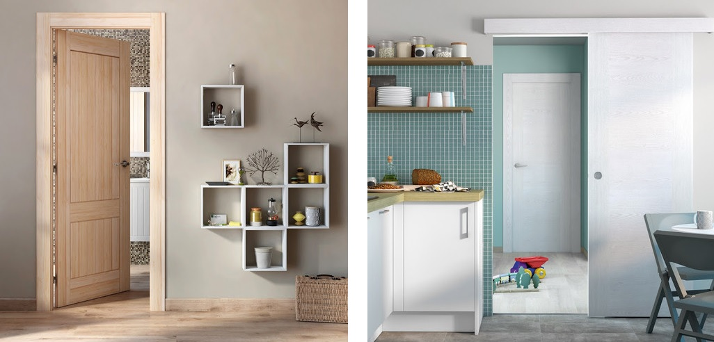 Portas interiores da leroy merlin decora o e ideias - Casas de madera leroy merlin ...