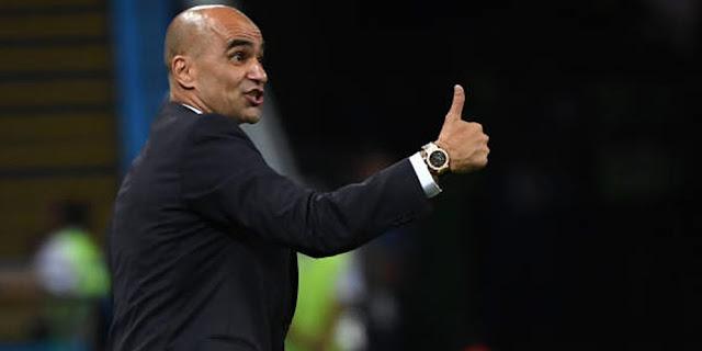 Real Madrid Harus Minta Ijin Dulu Ke Belgia Jika Menginginkan Jasa Pelatih Berkepala Plontos Roberto Martinez