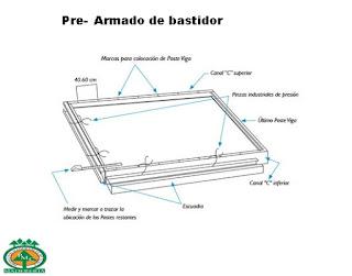 bastidor-poste-canal-estructural-permabase-venta-maderas-cuale-vallarta
