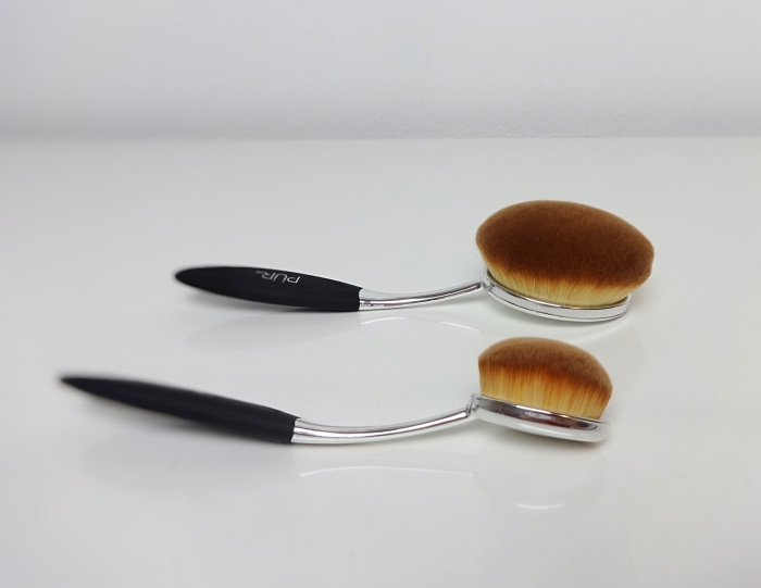 PUR cosmetics skin perfecting brushes