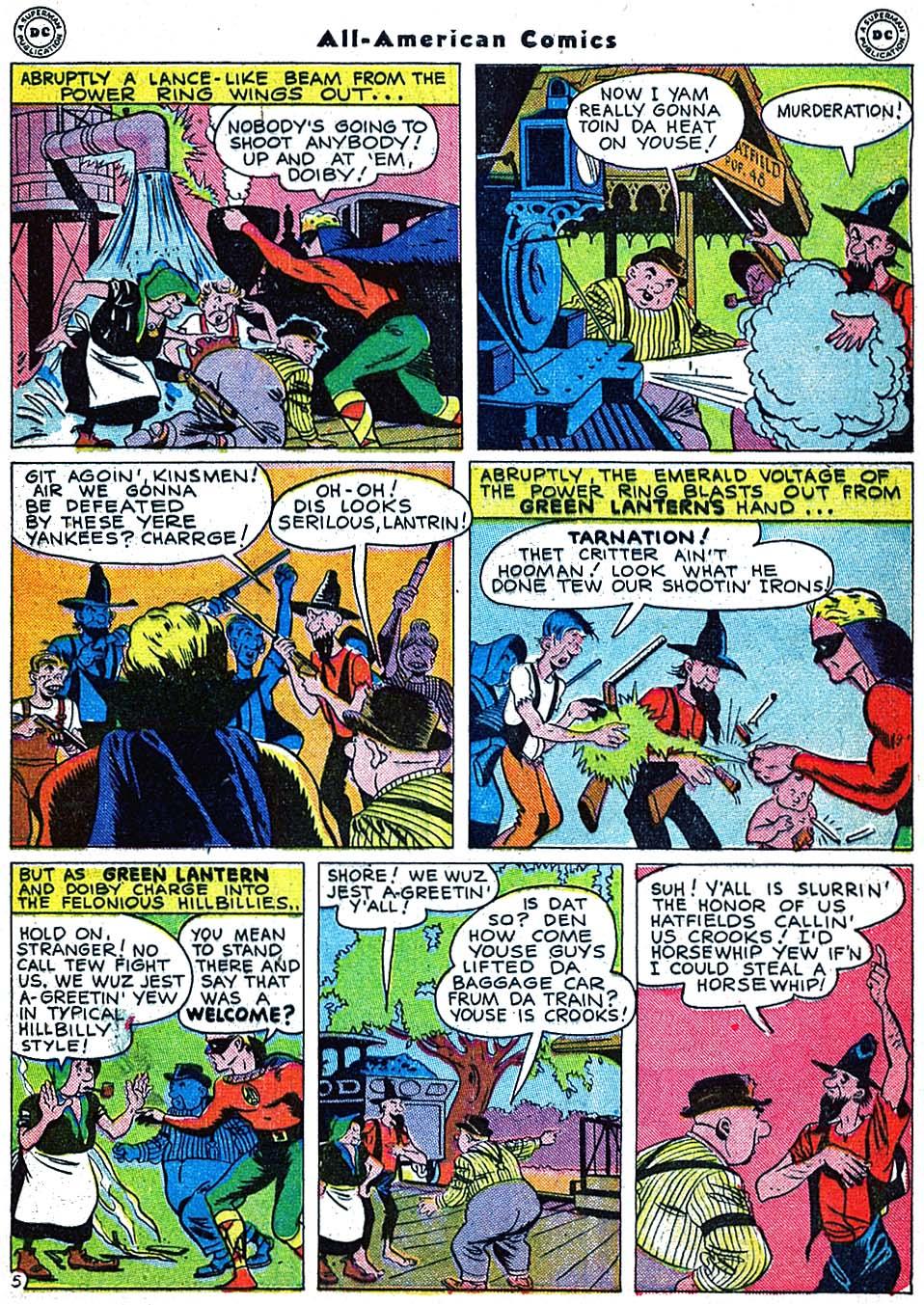 Read online All-American Comics (1939) comic -  Issue #73 - 7