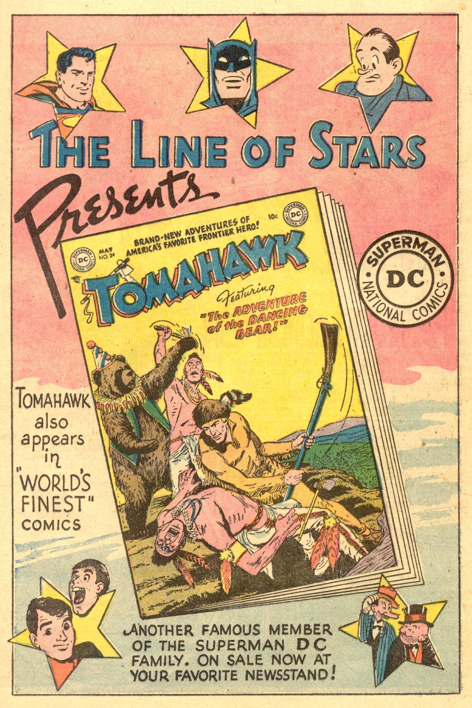 Read online World's Finest Comics comic -  Issue #70 - 49
