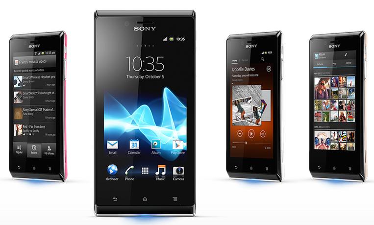 Spesifikasi & Harga Sony Xperia J ST26i Terbaru