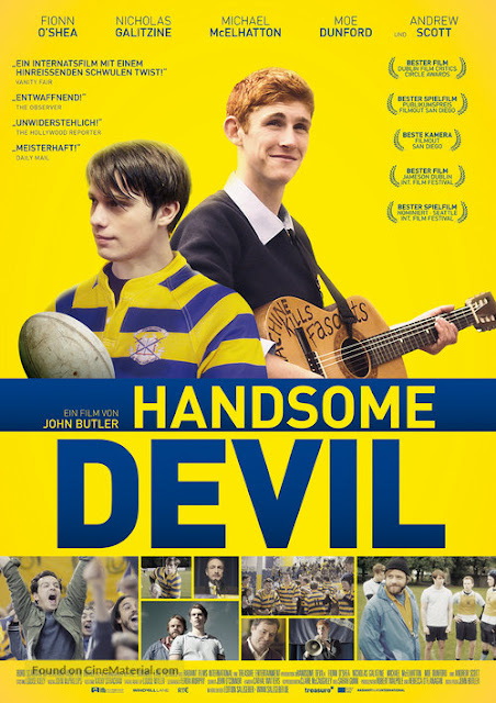Handsome Devil (2017) ταινιες online seires oipeirates greek subs