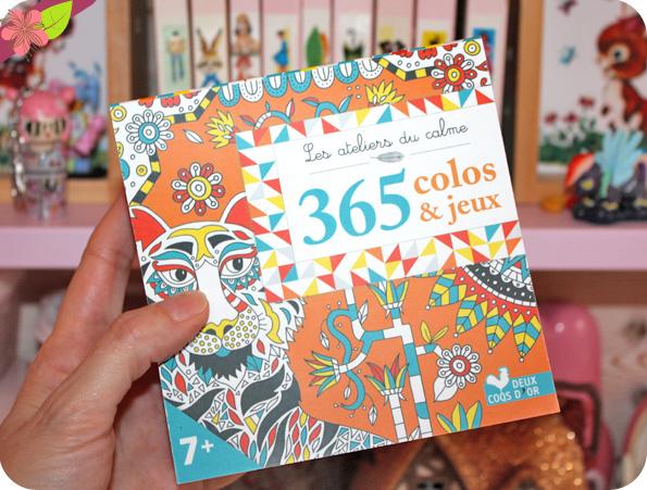 365 colos et jeux - Deux Coqs d'Or