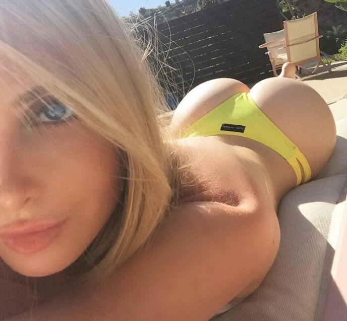 the most beautiful blonde Instagram 008