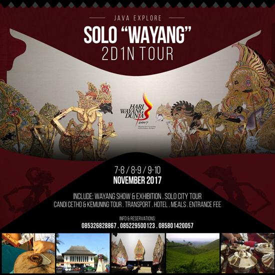 Wisata Wayang Solo