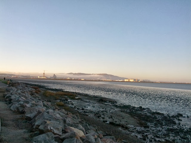 Bayfront Park near San Francisco Airport