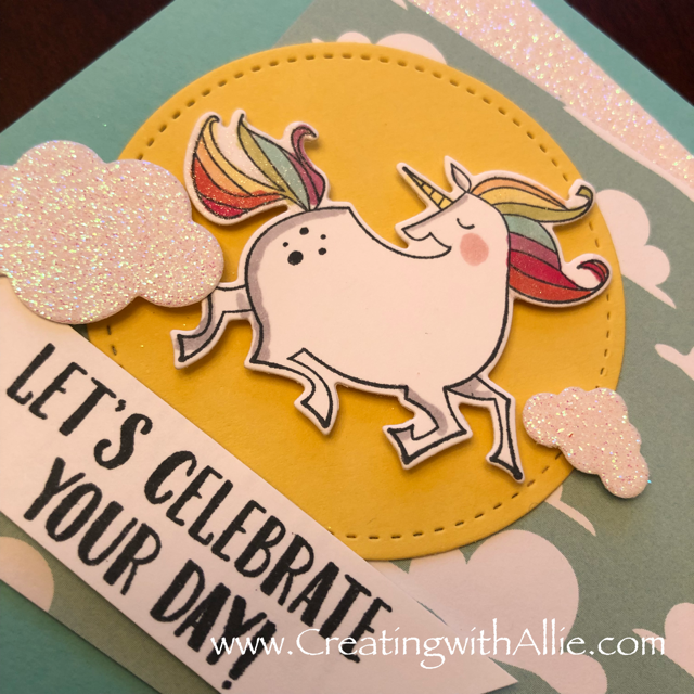 Check out the video tutorial with some AMAZING tips and tricks for making different backgrounds on your cards using Stampin Up's Magical Day stamp set!  You will love how quick and easy this is to make!  www.creatingwithallie.com #stampinup #alejandragomez #creatingwithallie #videotutorial #cardmaking #papercrafts #handmadegreetingcards #fun #creativity #makeacard #sendacard #stampingisfun #sharewhatyoulove #onestampsetdifferentlooks #kidscards