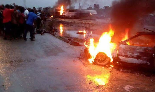 bayelsa tanker explosion