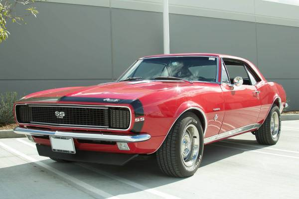 1967 Chevrolet Camaro RS/SS Sport Coupe