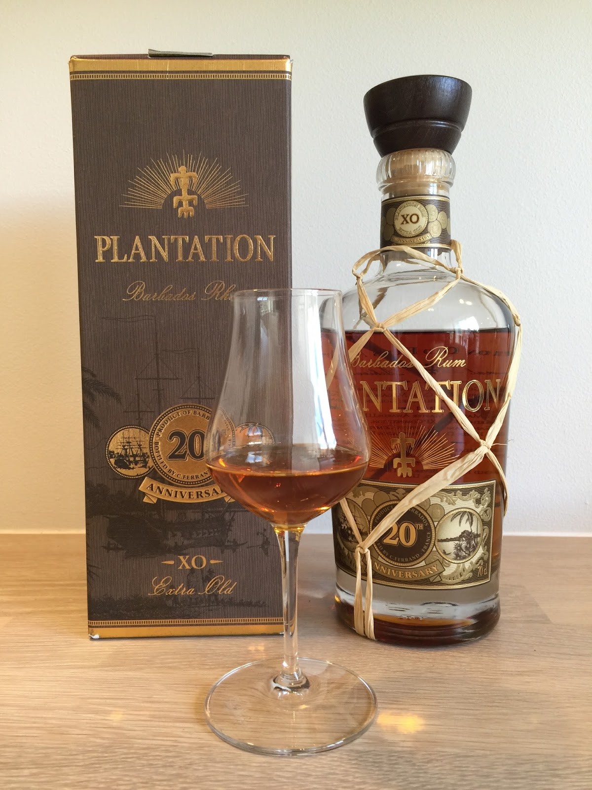 Rum Corner: Review 47 - Plantation Barbados XO 20th ...