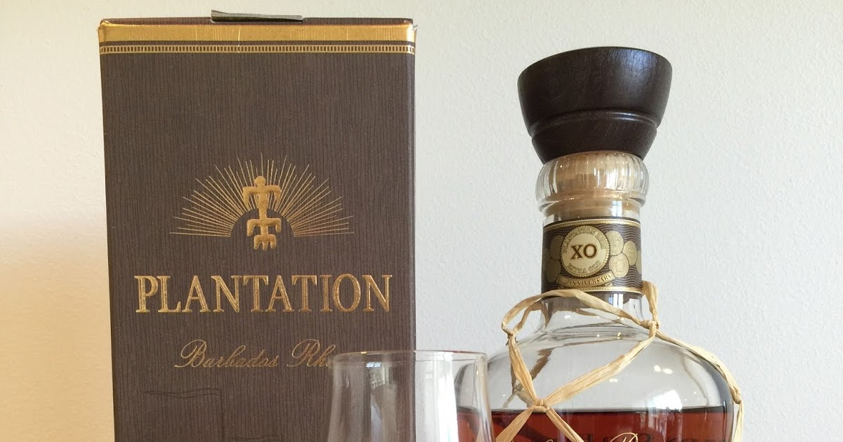 Rum Corner: Review 47 - Plantation Barbados XO 20th ...