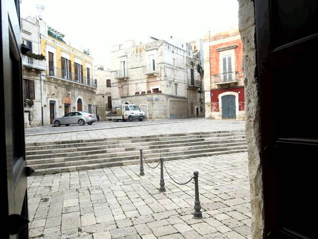 atrio Cattedrale Ruvo di Puglia