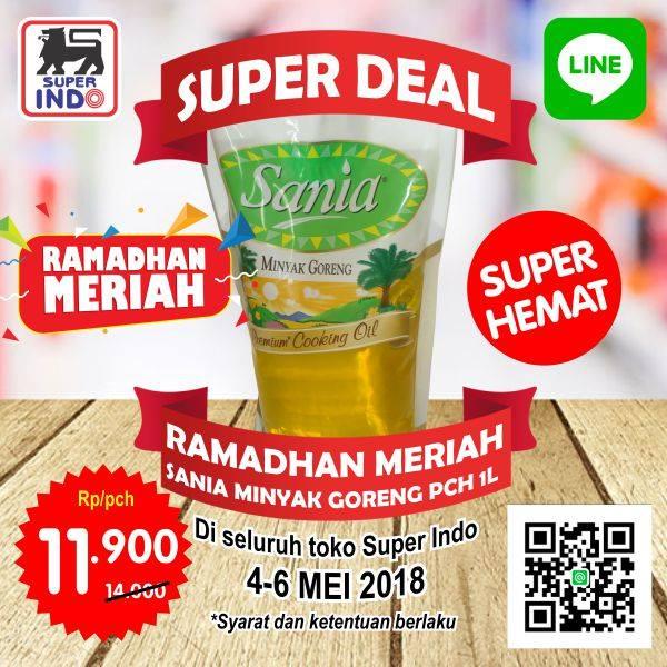 Ada LINE kupon Super Deal Ramadhan Meriah!