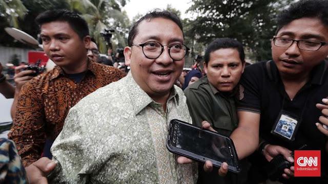 Fadli Zon akan Bentuk Paguyuban Korban Kriminalisasi Rezim Jokowi