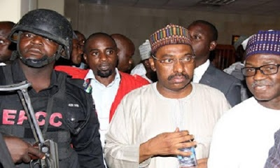 Dasukigate: Court dismisses Yuguda's application to travel abroad for medical checkup