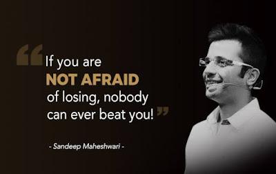 Sandeep Maheshwari Life Quotes | The Knowledge Hunt