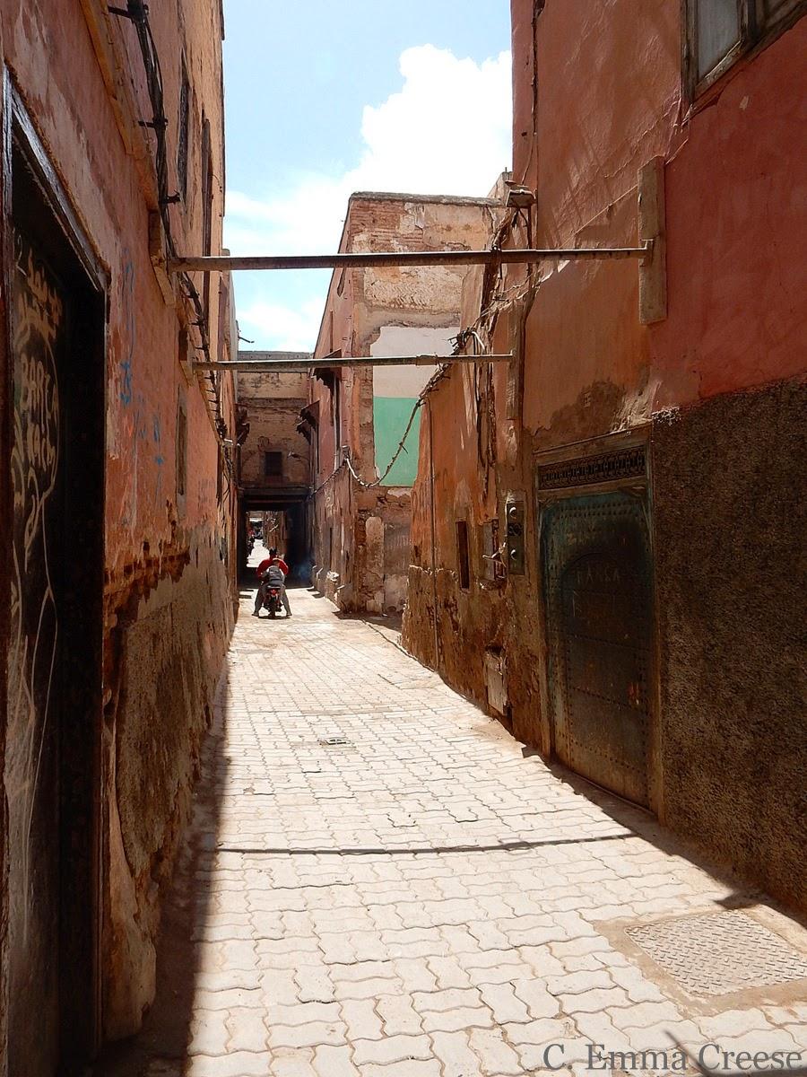 Souk of Marrakesh Adventures of a London Kiwi