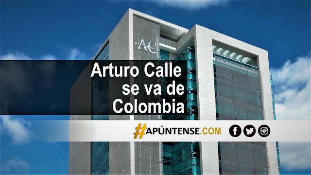 Edificio de Arturo Calle en Bogotá.