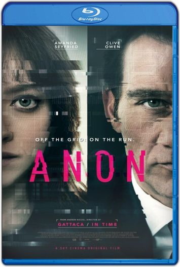 Anon (2018) HD 1080p y 720p Latino