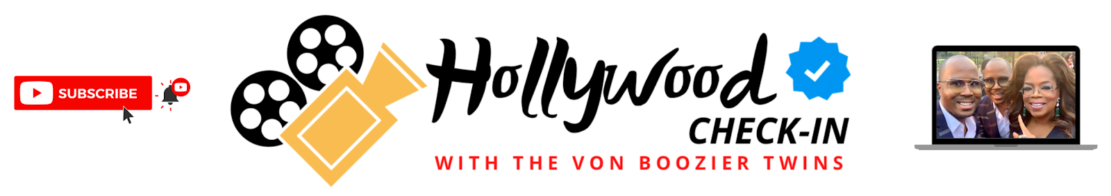 Hollywood Check-In with The Von Boozier Twins
