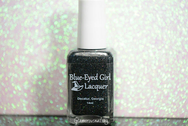 Blue-Eyed Girl Lacquer I Can See Them, Too
