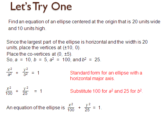 Concept of Ellipse ,Equation of ellipse,centre,vertices major axis,minor axis,foci of ellipse,
