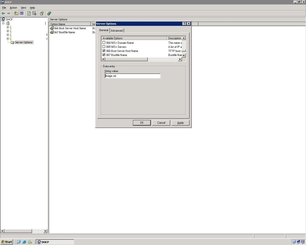 Embedded System Testing Blog: How to enable tftp server filename and