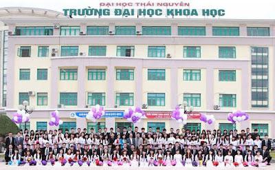 Trường Đại học khoa học Thái Nguyên
