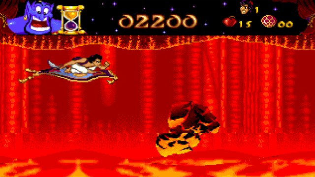 Download Disney Aladdin PC Games Gameplay
