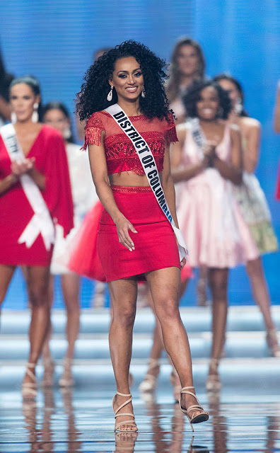 MISS USA 2017: Kara McCullough From DISTRICT OF COLUMBIA USA2