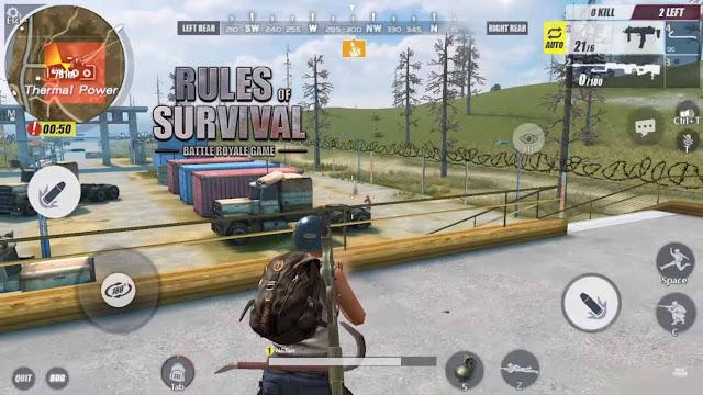 Download Rules of Survival MOD APK Latest Version