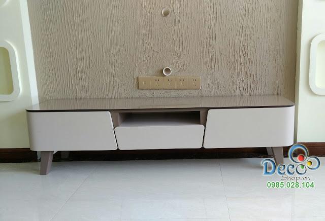 Kệ Tivi Đẹp Để Sàn Deco DB16
