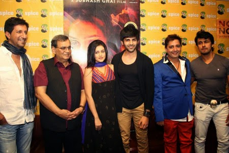Kaanchi Movie Team During Press Conference in Noida