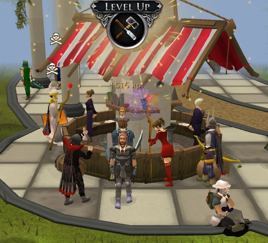 crewman6 39 s runescape adventure log runescape skill weekend 3 16 12 what will you be working on