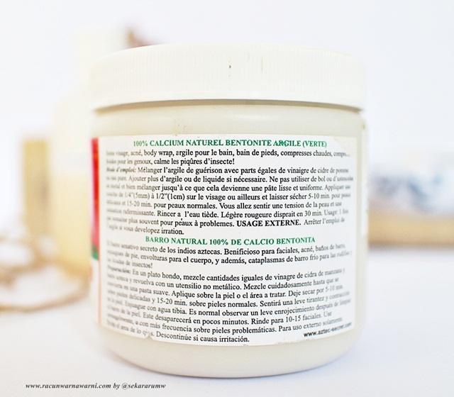 Product Ingredients Dengan Bahasa Sangat Asing